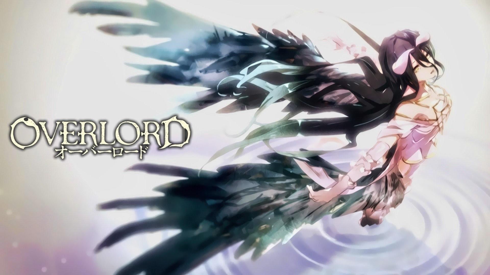 Background Overlord Anime Wallpaper Gambarku