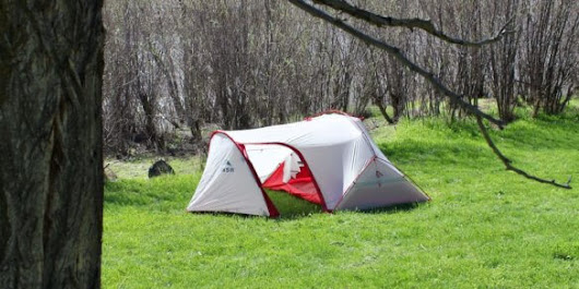 MSR Hubba Tour 2 Tent Review - Man Makes Fire