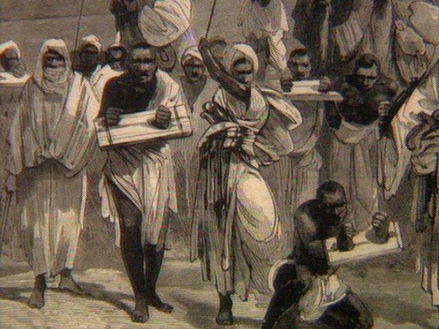 Image result for human slaves yoke