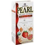 Kikkoman Pearl Organic Soymilk, Original - 32 fl oz carton