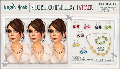 [MAGIC NOOK] Shoo Be Doo Jewellery