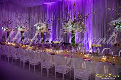 Celebrity Wedding   Utopian Events Wedding Decor Atlanta