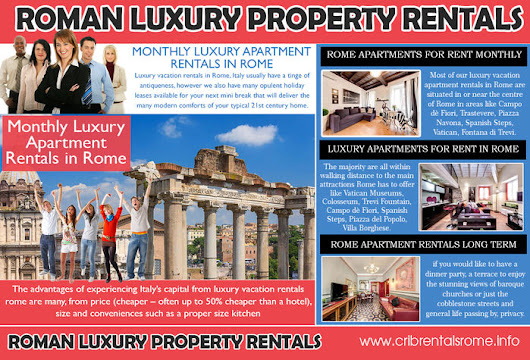 Luxury Apartment Rentals In Rome | Listly List
