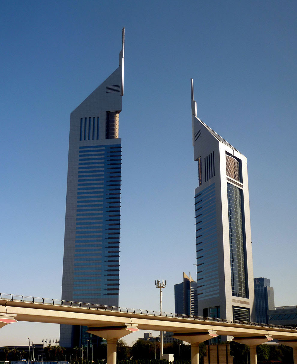 Jumeirah Emirates Towers Hotel, Дубай