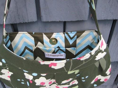 Buttercup bag for Jen interior