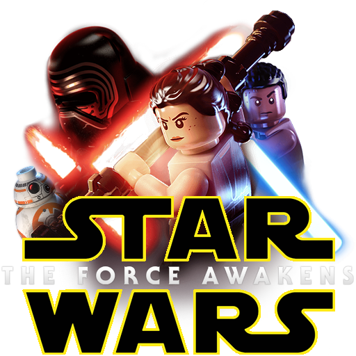 May The Fourth Be With You Transparent: All Games Delta: LEGO Star Wars: The Force Awakens 'New