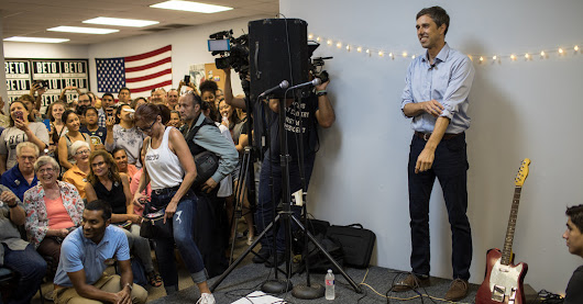 Beto O'Rourke Dreams of One Texas. Ted Cruz Sees Another Clearly.