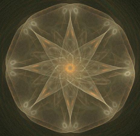fractal flame sand dollar