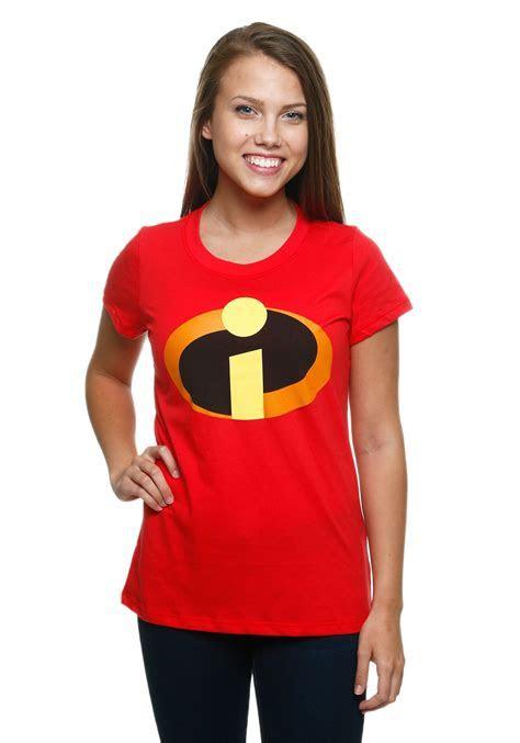 Womens Incredibles Logo T Shirt