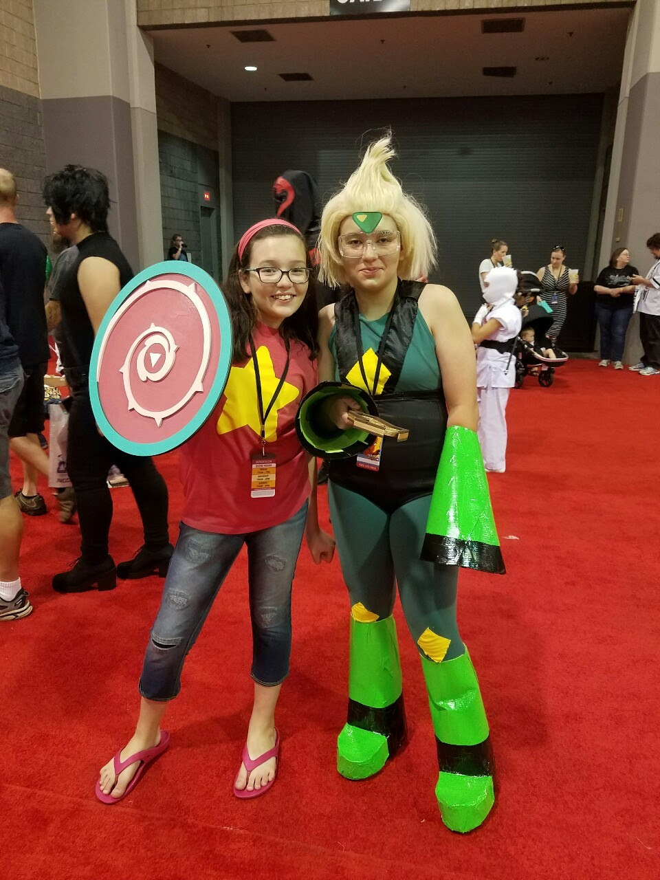 Heroes Con 2016- Part I