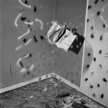Vandalismo. Serie tomada en 1974-75