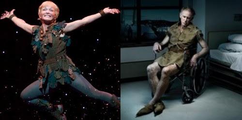 Coisas que merecem ficar como o Peter Pan