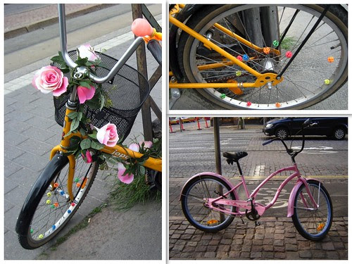 bikes-in-colours by Anna Amnell