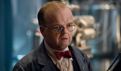Toby Jones as Arnim Zola as depicted in the 20...