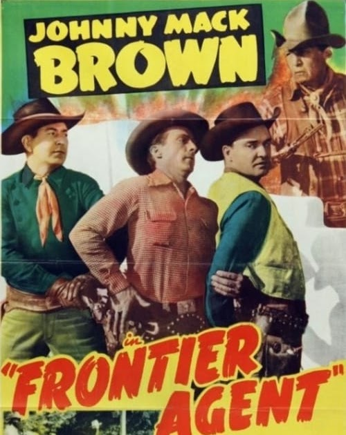 Se Frontier Agent 1948 Fuld Film Dansk Undertek 1080p HD