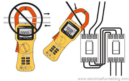What is Clamp Meter (Tong Tester) - Types, Operating Principle & How to operate