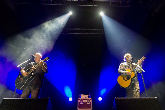 Tenacious D Fotos – Palladium in Köln 2015