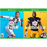 Madden 19 & FIFA 19 Bundle for Xbox One (Microsoft Xbox One)