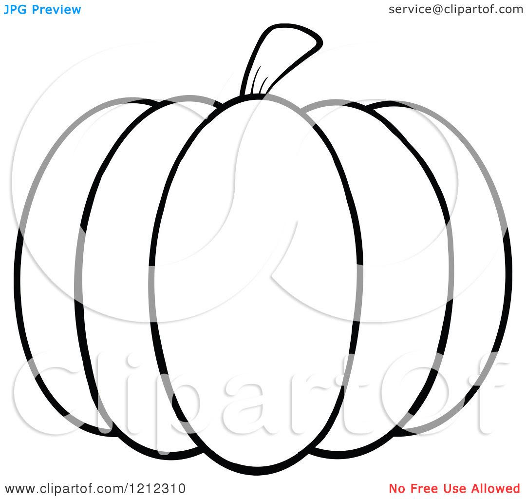 Pumpkin Clip Art Black And White Clipart Panda Free Clipart Images
