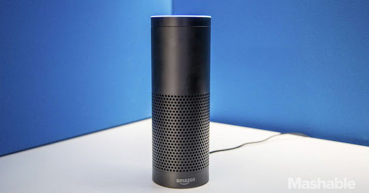 Want an Amazon Echo for Christmas? Sorry, it's sold out