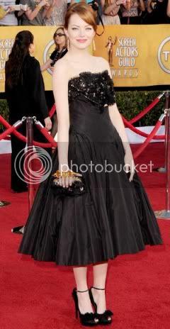 SAG Awards 2012 Red Carpet