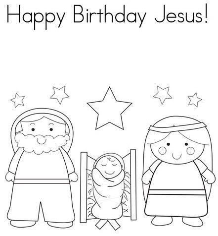 Happy Birthday Jesus! - Chrissy Boylan, Writer