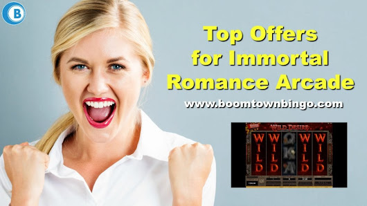 Top Offers for Immortal Romance Sites