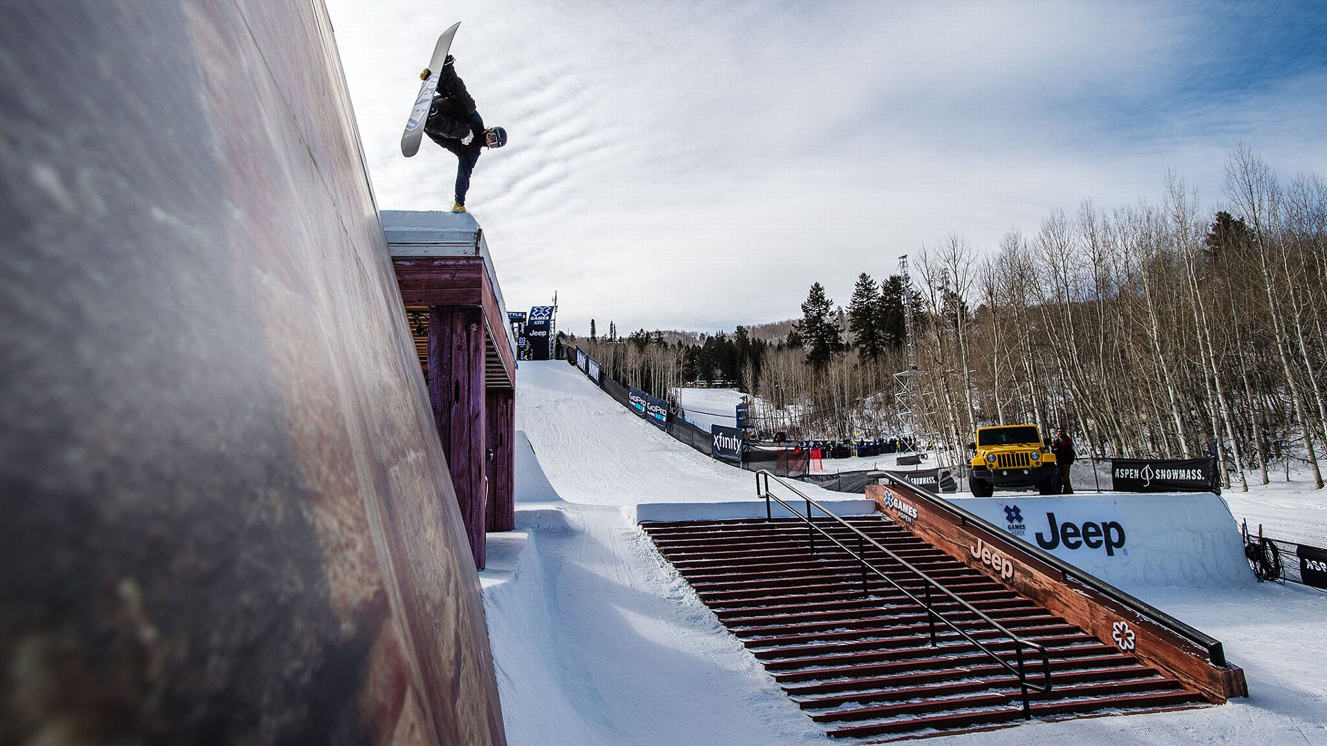 X GAMES ASPEN 2016 (EXTREME SPORTS)