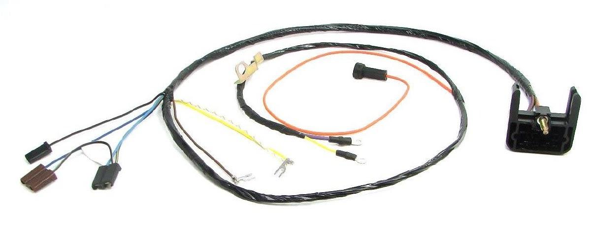 69 Camaro Console Gauge Wiring Color Code