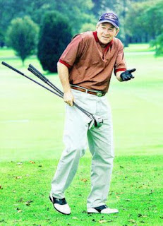 Bush golf