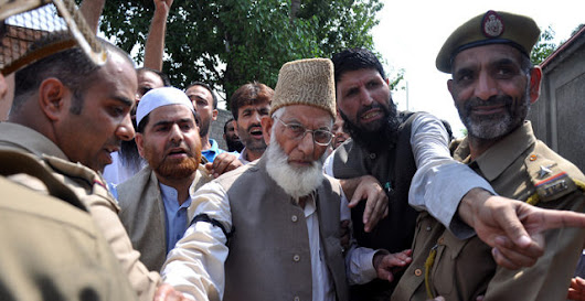 Kashmiris will never surrender before India – Syed Ali Gilani - News Box