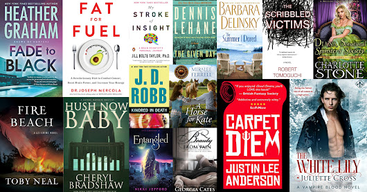 Your 6 FREE & 9 bargain books for July 10th