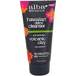 Alba Botanica Hawaiian Detox Cleanser Volcanic Clay 6 fl oz
