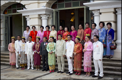 Baba Wedding Phuket - Group Photo