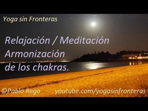 Video: Relajación - Meditación - Armonización de los Chakras con Pablo Rego.