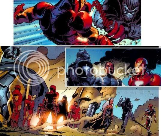 Pantera Negra: Guerra Civil
