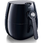 Philips Viva Collection Analog Air Fryer - 2.75 qt - Black
