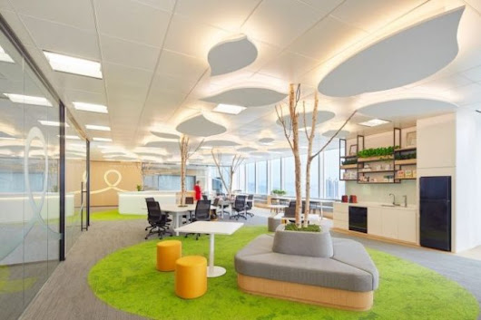 Office Building Renovation Ideas from Around the Globe | Stovall Construction