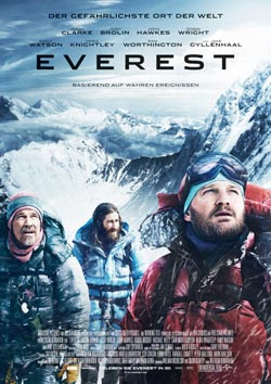 Everest Filmplakat