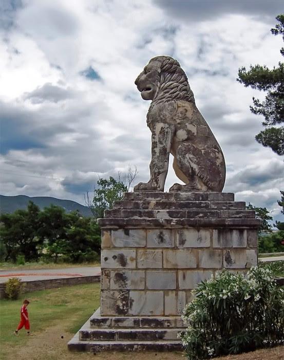 Amphipolis Στην Αμφίπολη ή στη Βεργίνα;