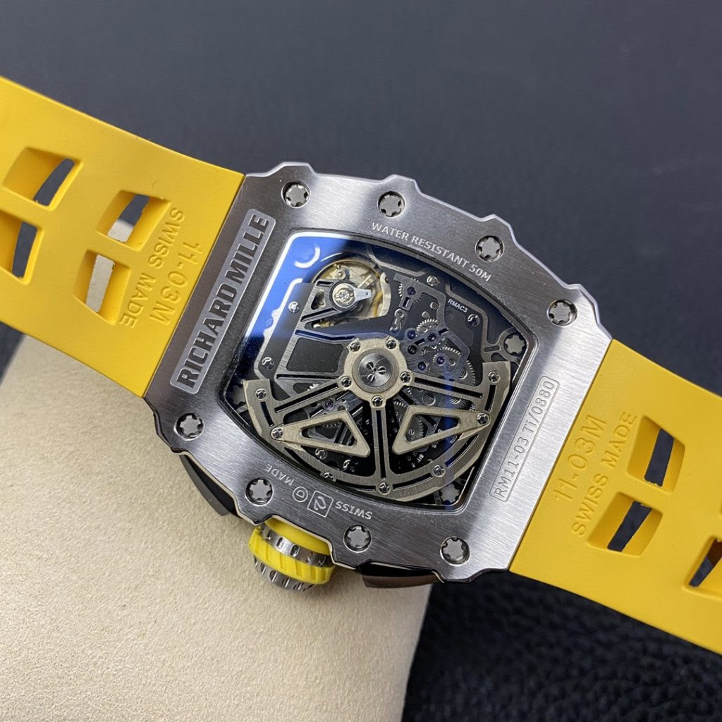 Richard Mille RM011-03 Case Back