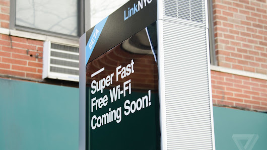 How secure are New York City's new Wi-Fi hubs?