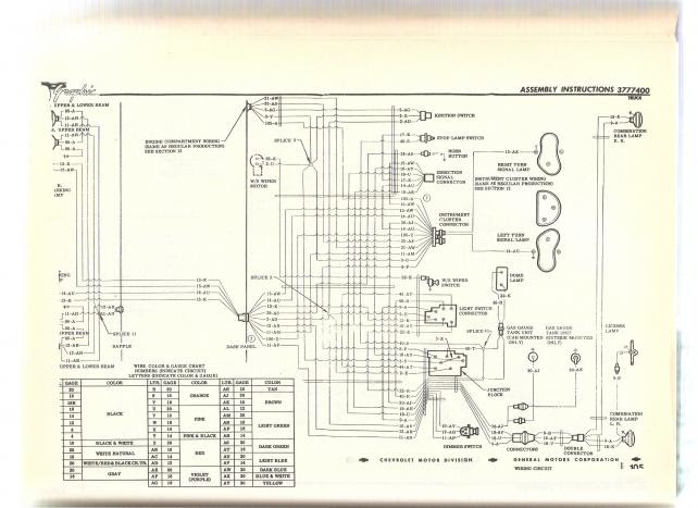 Wiring Diagram The 1947 Present Chevrolet Gmc Truck Message Board Network