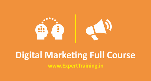 Digital Marketing Training Institute and Online Courses in India