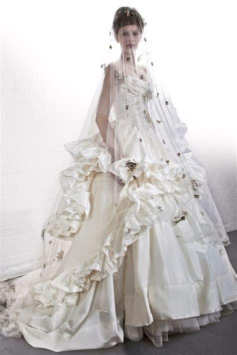 Vivienne Westwood   Fall 2013 Bridal   The Cut