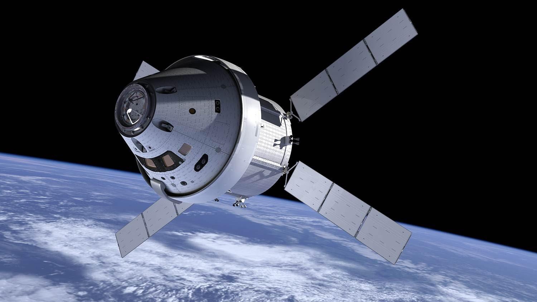 Nomes viajarão em um chip dentro da nave Orion (Foto: Wikimedia Commons)