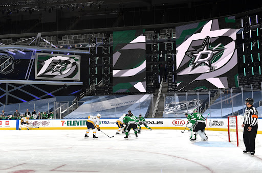 Avatar of NHL Announces Dallas Stars Playoff Schedule