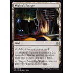 Magic the Gathering Masters 25 Uncommon Foil Mishra's Factory #242