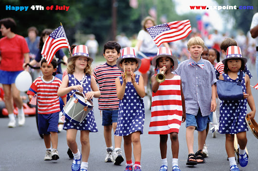 #Independence Day – 4th Of July