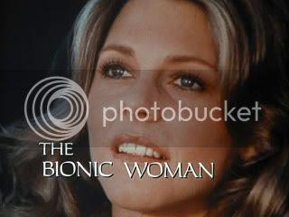 Bionic Woman Logo